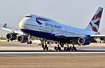 G-CIVA British Airways Boeing 747-436 (cn 27092-967) (7271833466).jpg