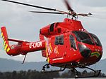 G-LNDN Explorer MD900 Helicopter London's Air Ambulance Ltd (29633620852).jpg