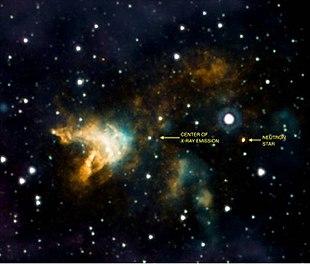 IR-Aufnahme des Spitzer-Weltraumteleskops