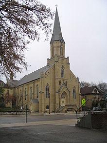 Guardian Angels Church - Wikipedia