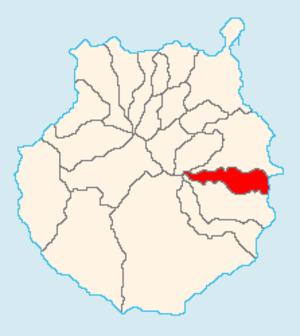 Ingenio, Las Palmas - Image: GC Ingenio