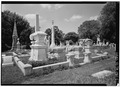 GENERAL VIEW, WARNER FAMILY PLOT - Laurel Hill Cemetery, 3822 Ridge Avenue, Philadelphia, Philadelphia County, PA HABS PA,51-PHILA,100-1.tif
