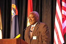 GEN (R) Martin L. Agwai - Panel Discussion - African Land Forces Summit - May 2010.jpg