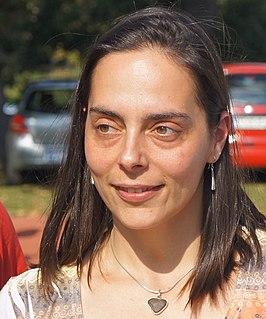 Gabriela Slavec European Champion in ballooning 2010