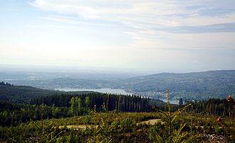 Galbraith Mountain - View from Galbraith Mountain