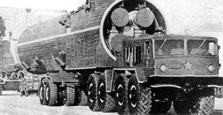 ABM-1 Galosh anti-ballistic missile (ABM)