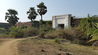 Ganjam - Potagarh fort in Ganjam town