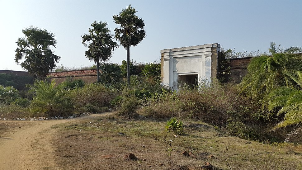 Ganjam Fort