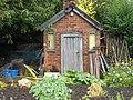 Garden building at Park Gardens, Stoney Road, Coventry.jpg
