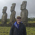 Gary Arndt on Easter Island, 2007t.jpg