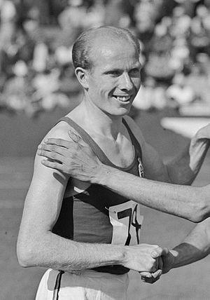 Gaston Reiff - Gaston Reiff in 1949