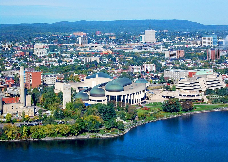 File:Gatineau (view from the Peace Tower of Parliament Centre Block).JPG