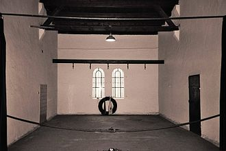 Plötzensee Prison - Plötzensee Memorial, 2005