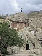 Geghard khachkar outcrop-IMG 2595