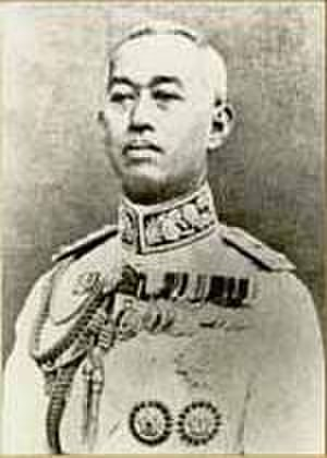 History of Thailand (1932–1973) - Prince Boworadet, leader of the Rebellion.