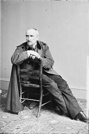 Régis de Trobriand - Maj. Gen. Régis de Trobriand