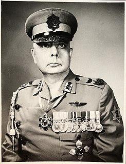 Satchit Rana Nepali army general