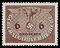 Generalgouvernement 1940 D1 Dienstmarke.jpg