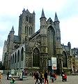 Gent – Ostflandern - Kirche des hl. Nicholas - Sint-Niklaaskerk - panoramio.jpg