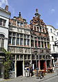 Gent Kraanlei zeven werken van barmhartigheid (links) 9-08-2012 13-48-02.JPG