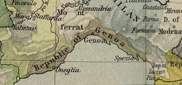 De republiek Genua in 1477