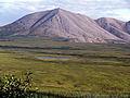 Geologic Faults- Mt Bendeleben by lcarreau (16086407920).jpg
