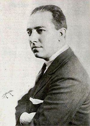 George Archainbaud - Archainbaud in 1921