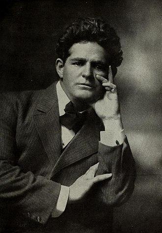 George Grey Barnard - Portrait of George Grey Barnard in 1908