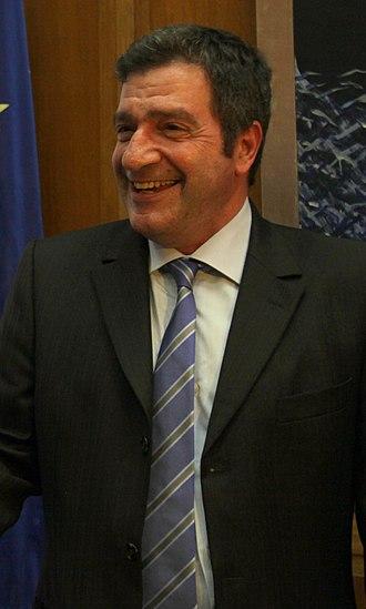 Giorgos Kaminis - Image: George Kaminis