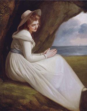 Emma Hart as Ariadne, National Maritime Museum...