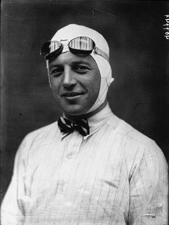 George Souders - George Souders in 1927