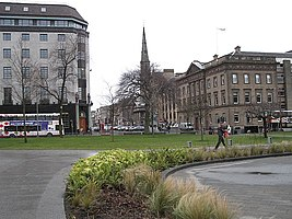 George Street from St Andrew's Square - geograph.org.uk - 1116148.jpg