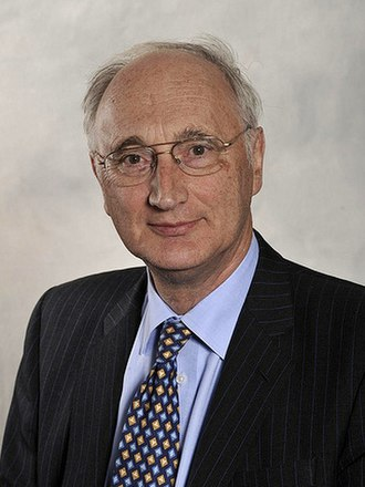 Speaker of the British House of Commons election, 2009 - Image: George Young Minister