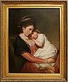 George romney, mrs. johnstone e suo figlio, 1775-80 ca.jpg