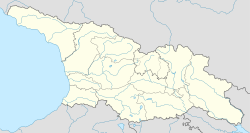 Surami is located in Georgia (country)