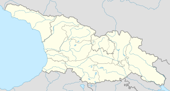 Gudauri is located in Georgia (country)
