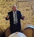Gerard de Lambert des Granges wine tasting.jpg