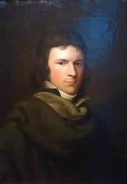 Gerhard von Kügelgen Portrait of a Young Man 1797