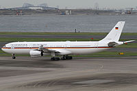 16+02 - A343 - German Air Force