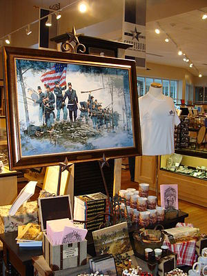 Gettysburg Museum and Visitor Center - Image: Gettysburg 2