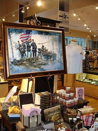 Gettysburg Museum and Visitor Center - Image: Gettysburg 2
