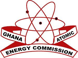 Ghana Atomic Energy Commission - The GAEC flag