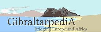 Gibraltarpedia - Image: Gibraltar banner