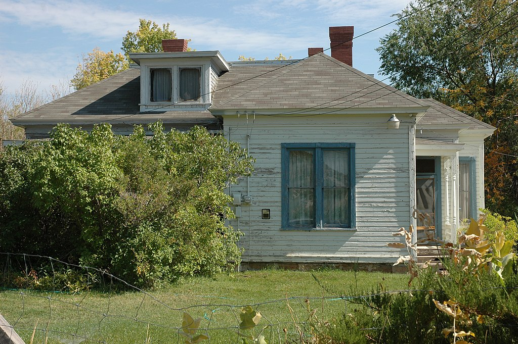 File gibson sowards house vernal wikimedia commons for Building a house in utah