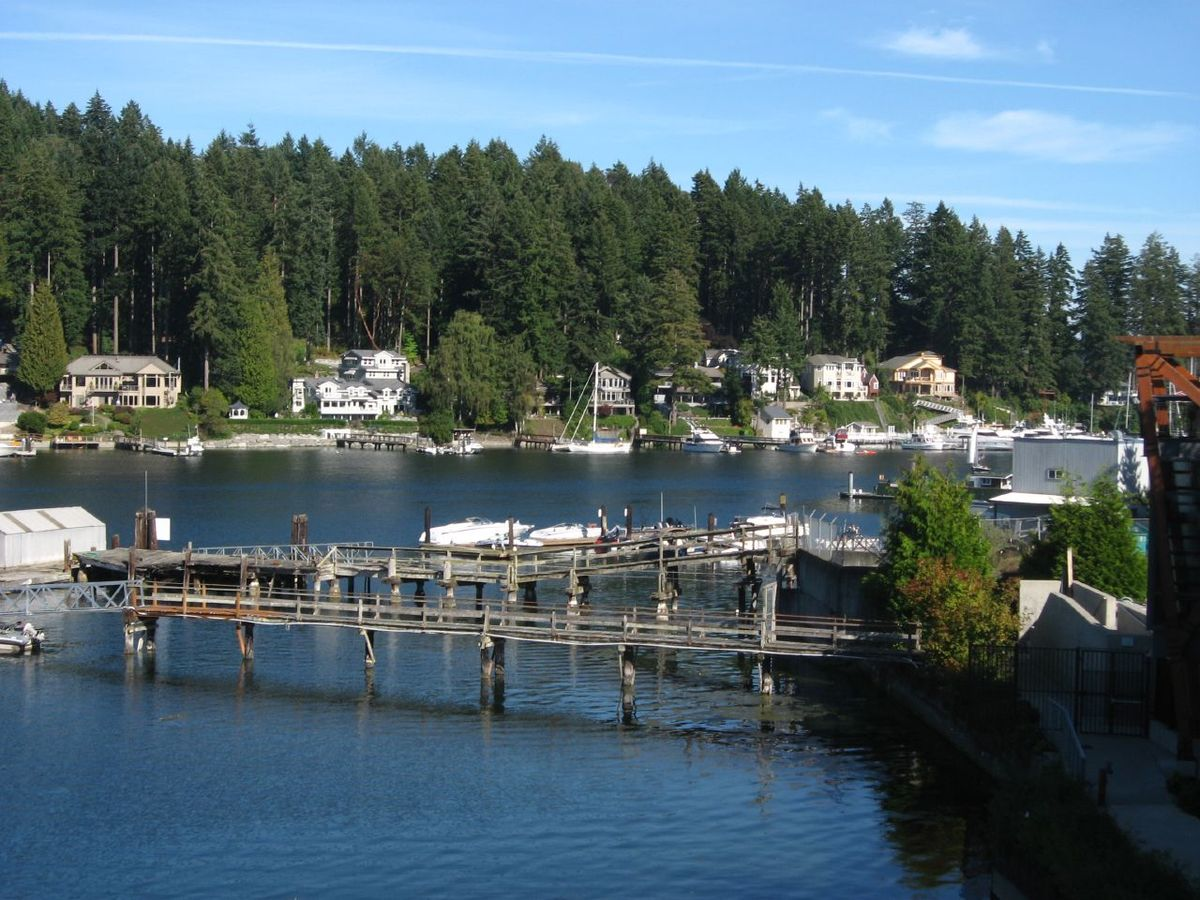 Gig Harbor, Washington...