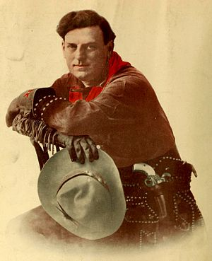 Broncho Billy Anderson - Anderson in a 1913 portrait