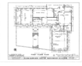 Gilman Garrison, Water and Clifford Streets, Exeter, Rockingham County, NH HABS NH,8-EX,2- (sheet 13 of 38).png