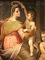 Giovanni maria butteri, sacra famiglia coi ss. giovannino e giuseppe, 1585-90 (prato, pal. pretorio) 02.jpg
