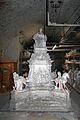 Gipsmodelle Wiener Historismus Hofburg-Keller 2012 38 Entwurf zum Maria-Theresia Denkmal.jpg