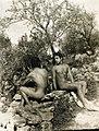 Gloeden, Wilhelm von (1856-1931) - n. 1232 - Caputo p. 34 - Deponirt 1 Aug 1900.jpg